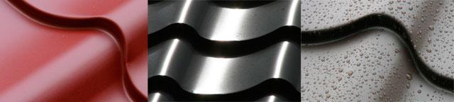 металлочерепица М28 с новым покрытием Purex
