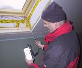 Технологии BLOWER DOOR. Проверка воздушной герметичности изоляции ограждающих конструкций