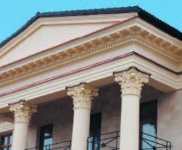 Защита деталей фасадов. Продолжение: «Дворянская усадьба» XXI ВЕКА