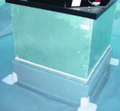 Качественный монтаж вентилятора на штатном узле прохода кровли