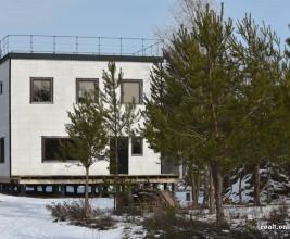 Опыт ближайших соседей: белорусский коттедж из соломенных блоков