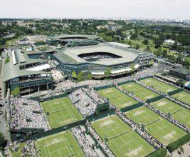 Раздвижная крыша на защите Уимблдонского турнира