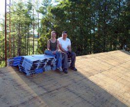 Перекрыть крышу самостоятельно? Опыт американских фермеров
