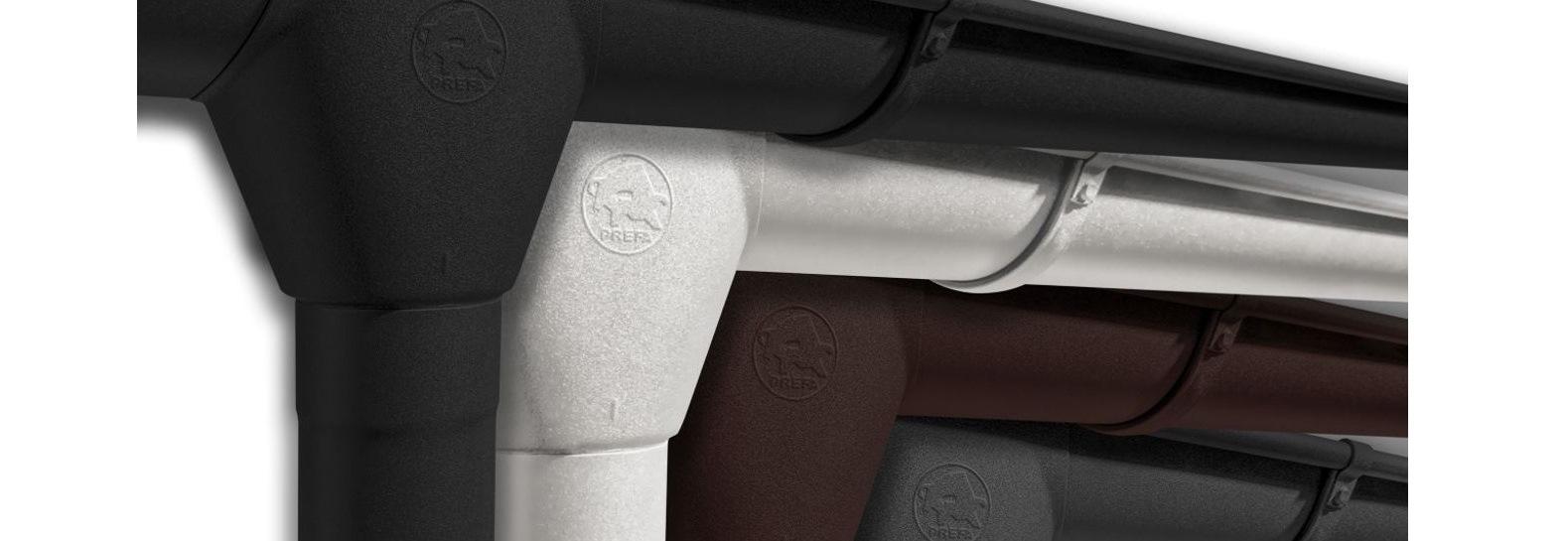 Новые цвета и продукты c покрытием P.10 от PREFA
