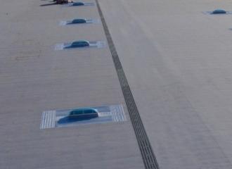 Новинка: пешеходные дорожки PLASTFOIL® StepWay
