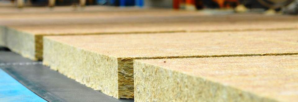 Спрос на минеральную изоляцию вырос на 15%