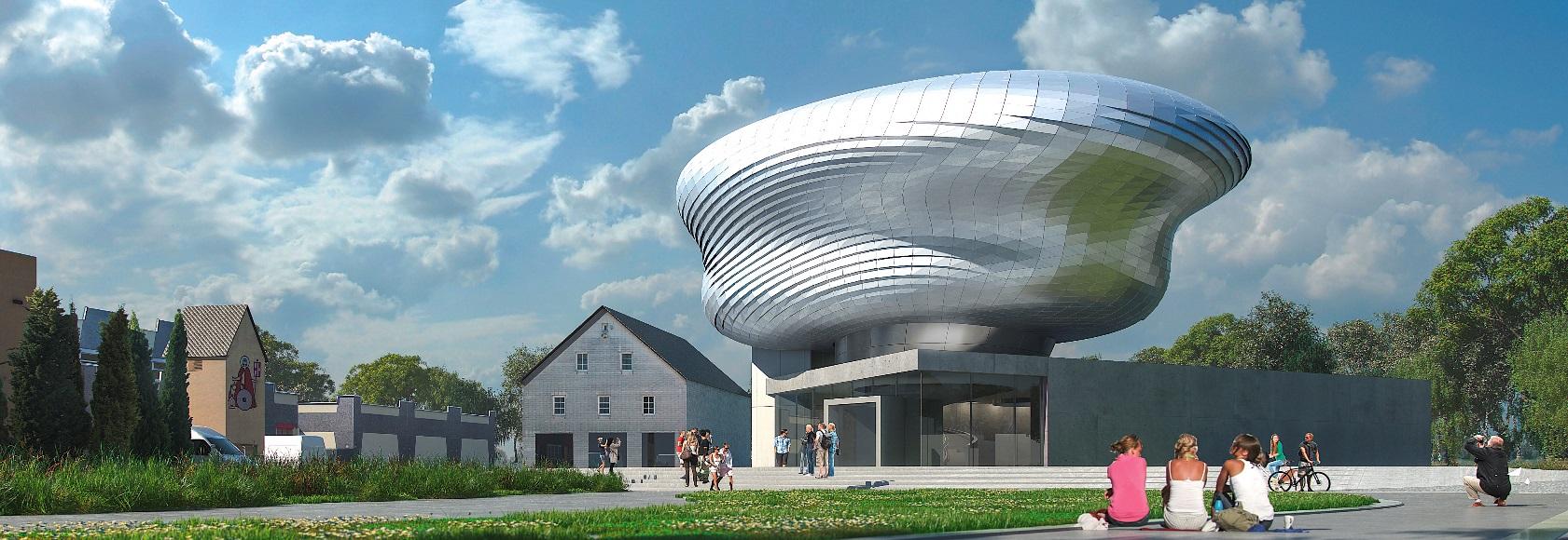 Новая книга — «Архитектура в металле. Фасады»